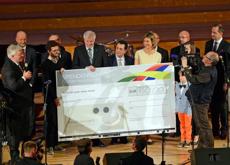 Charity Konzert für den Bau des Haunerschen Kinderklinikums - 3
